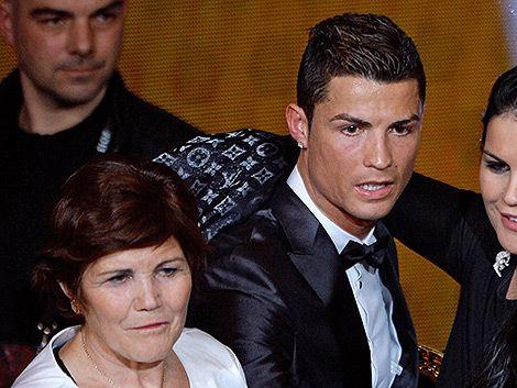 "Dura confesión de la mamá de Cristiano Ronaldo: ""quise abortarlo"""