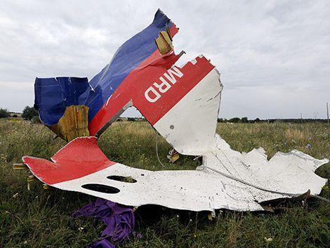 Descubren audios de rebeldes que reconocen derribo del avión