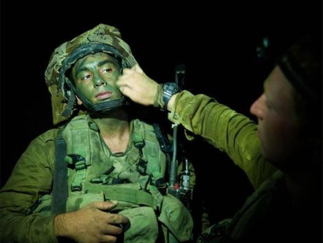 Ejército israelí transmite en vivo por Twitter la invasión a Gaza