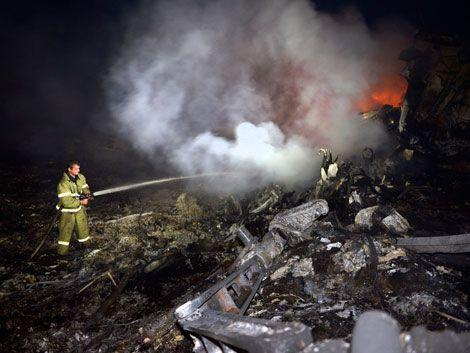 EE.UU. confirma que avión de Malaysia fue derribado por un misil