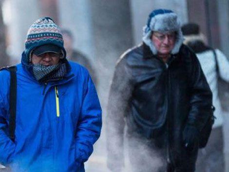 Jueves frío y húmedo en el Sur; inestable en Norte y Centro