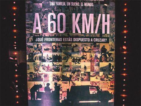 """""""A 60 km/h"""": el sueño de un padre y sus dos hijos"""