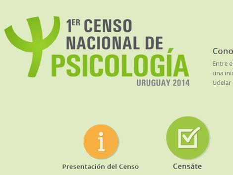 El MSP realiza en primer censo de psicólogos en Uruguay