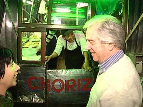Vázquez acusó a estancieros de egoístas y carentes de solidaridad