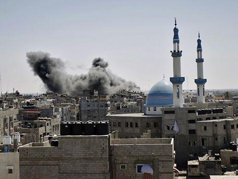 Israel y Hamas analizan propuesta egipcia de cese al fuego