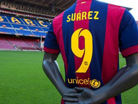 Barça aplazó presentación de Suárez; esperarán decisión del TAS