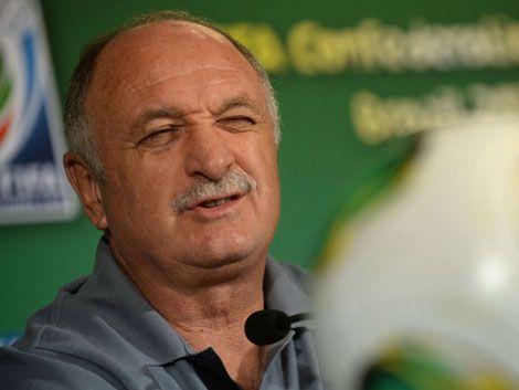 Hoy anuncian oficialmente despido de Felipao como DT de Brasil
