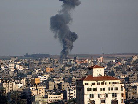 Nuevos ataques entre Gaza e Israel este sábado