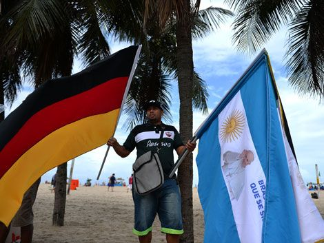 Rio prepara el dispositivo de seguridad más grande de su historia