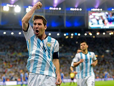 Alemania favorita; Argentina tiene hambre de gloria