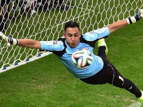 Arquero de Costa Rica fue adquirido por el Bayern Múnich