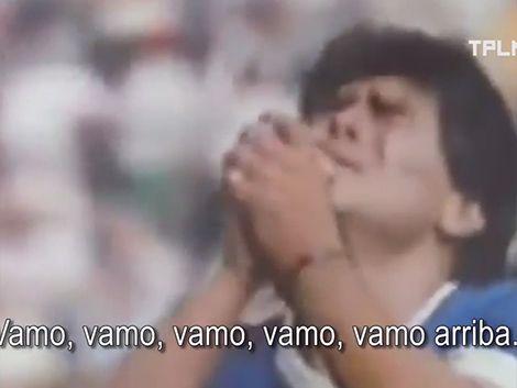 """""""Vamo arriba albiceleste"""": video uruguayo de aliento a Argentina"""