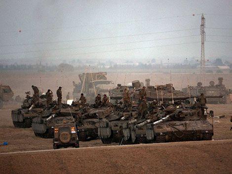 Se mantienen bombardeos en Gaza e Israel pese a llamado a la paz