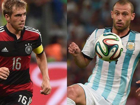 Alemania-Argentina: el mejor ataque versus la mejor defensa