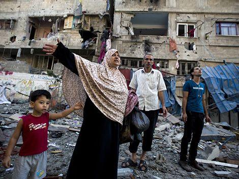 ONU reclama cese al fuego en Gaza y pide se llegue a un acuerdo