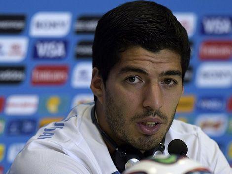La FIFA mantiene sanción inicial a Suárez: 9 partidos y 4 meses