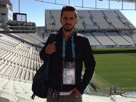 Muere otro periodista argentino en accidente en Brasil