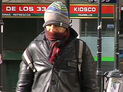 Martes muy frío pero sin lluvias: la máxima esperada será de 14º