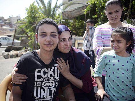 Israel detiene a seis sospechosos por asesinato de niño palestino