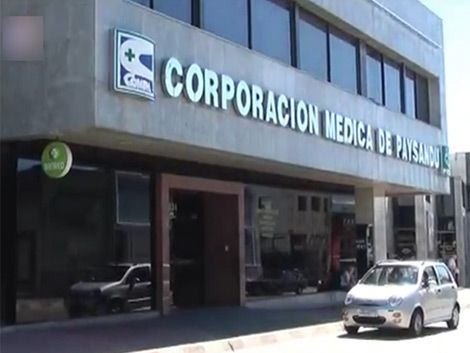 A prisión padres de niño maltratado en Paysandú
