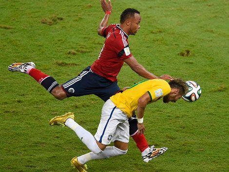 FIFA analiza imágenes para ver si abre expediente contra Zúñiga