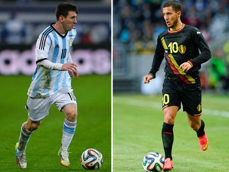 Argentina 1 - 0 Bélgica por un lugar en semifinales