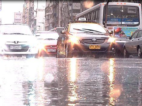 Meteorología cesó la advertencia naranja por lluvias y tormentas