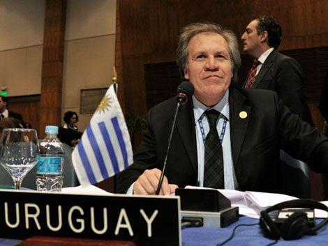 """Almagro advierte que es """"ineludible"""" el regreso de Cuba a la OEA"""