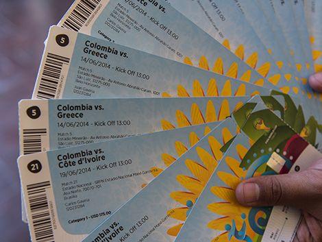 Buscan a jerarca de la FIFA por reventa de entradas en el Mundial
