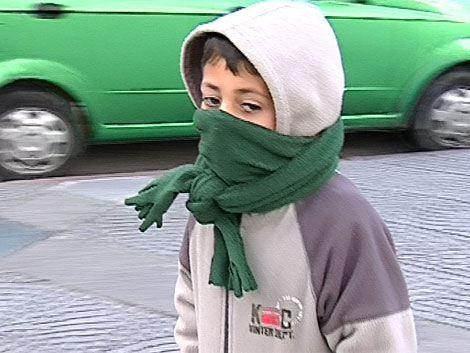 Miércoles libre de lluvias; temperatura máxima de 15 grados