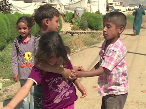 El 60% de los refugiados sirios en Uruguay serán niños