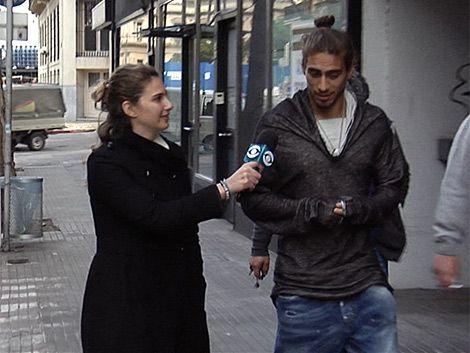 Cáceres declaró tras choque: alcoholemia resultó positiva