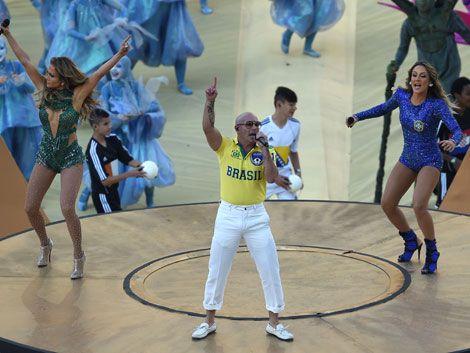 Video de la ceremonia inaugural de Brasil 2014