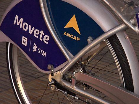 Ya están operativas las bicis públicas en Ciudad Vieja