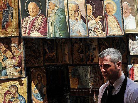 """El Vaticano se prepara para el histórico """"día de los 4 papas"""""""