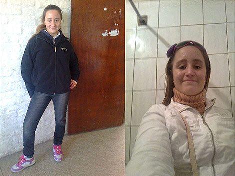 Encontraron a Luciana Díaz