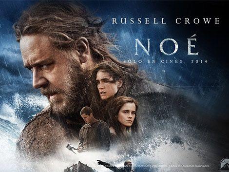 """La Biblia vuelve al cine con """"Noé"""""""