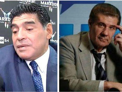 156334a6c Maradona y Víctor Hugo, la dupla de Telesur en el Mundial 2014 ...