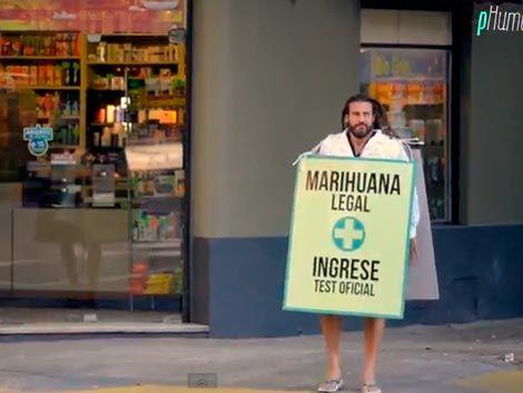 Cámara oculta en la primera farmacia que vende marihuana