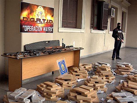 Director de Policía explicó cómo opera el narcotráfico en Uruguay