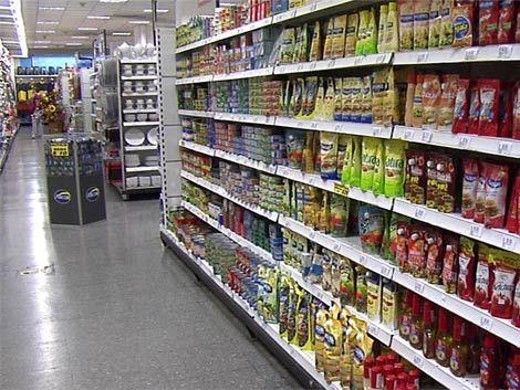 Protestas en los supermercados por aumento de salarios