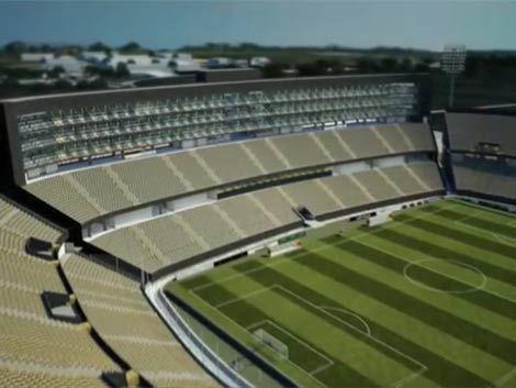 El Banco República dio el préstamo para el estadio de Peñarol