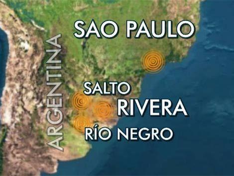 Uruguay era base de tráfico de ciudadanos chinos hacia Argentina