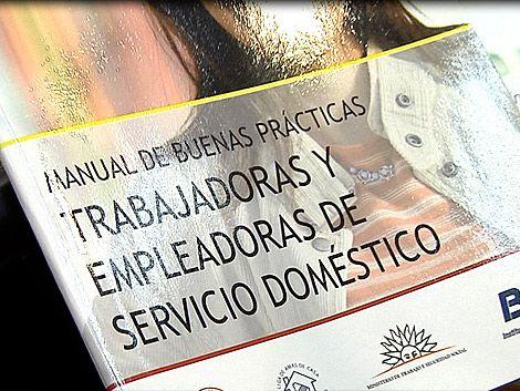 BPS presentó campaña y manual para formalizar trabajo doméstico