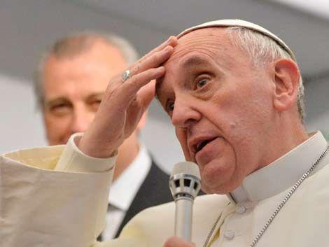 """Francisco: """"¿Quién soy yo para juzgar a los gays?"""""""