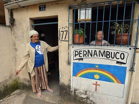 Subrayado recorrió la favela Varginha