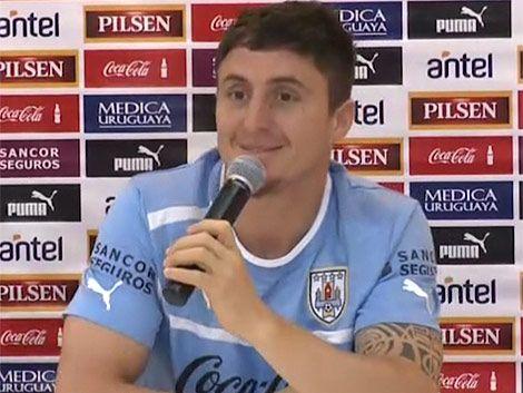 Humor en la Copa: al Cebolla le preguntaron por qué le dicen así