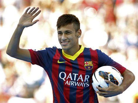 Con Un Par De Frases Neymar Fanatizó A Toda Barcelona