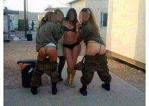 Militares israelíes suben a Facebook fotos hot y generan debate