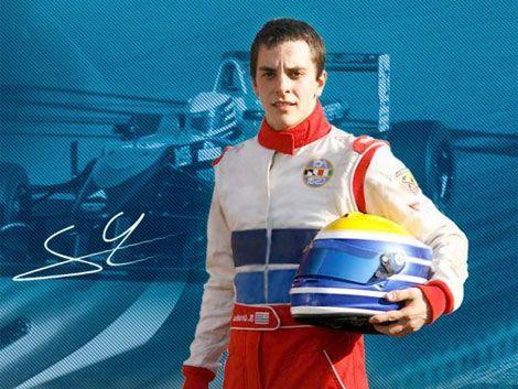Uruguayo Santiago Urrutia ganó la carrera de Fórmula 3